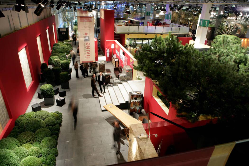 Messe Zürich Halle 1 + 2