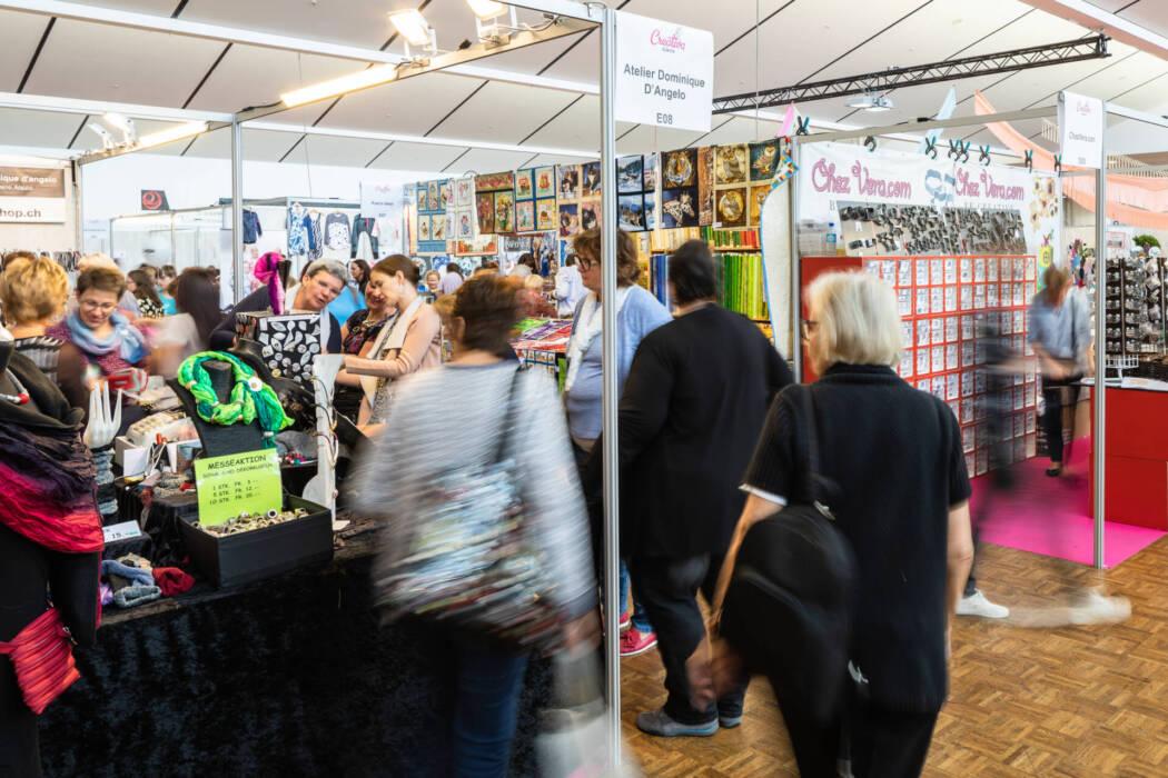 Messe Zürich Creativa
