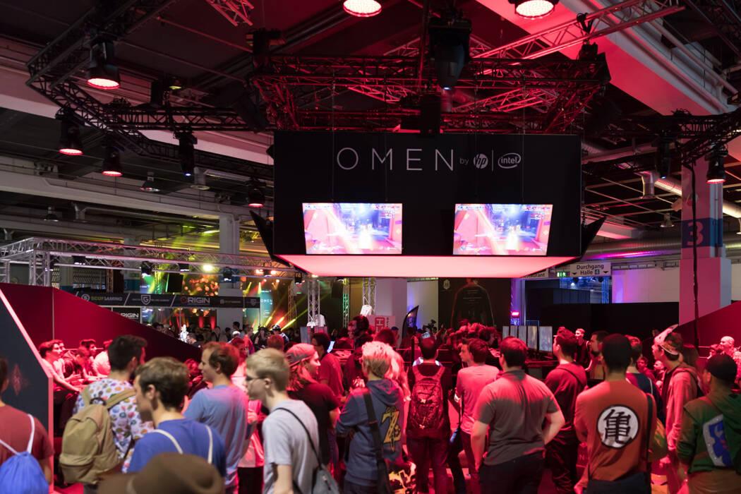 Messe Zürich, Zürich Game Show