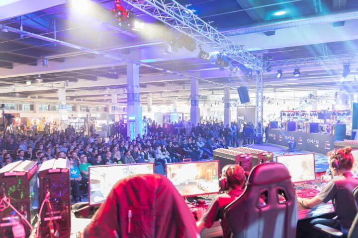 Messe Zürich Zürich Game Show