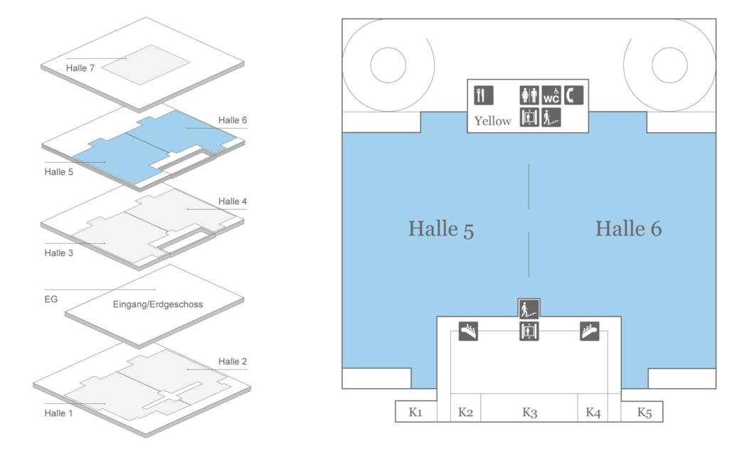 Messe Zürich Halle 5 + 6