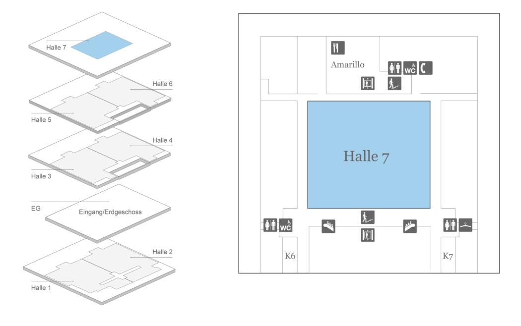 Messe Zürich Halle 7