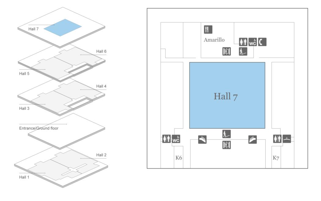 Messe Zurich Hall 7