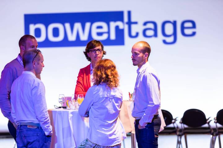 Messe Zürich Powertage